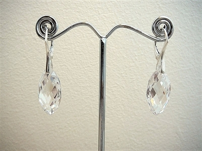 Picture of Cubic Zirconia and 925 Silver Components