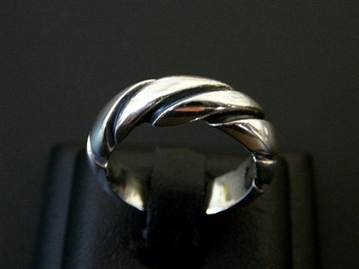 Picture of Art Clay Silver Ring.