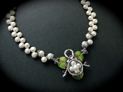 Picture of Art Clay Silver & Pearls.