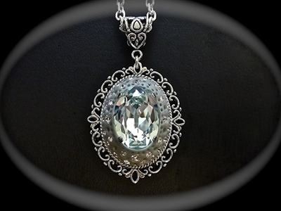 Picture of Crystal Clay & Swarovski Chatons