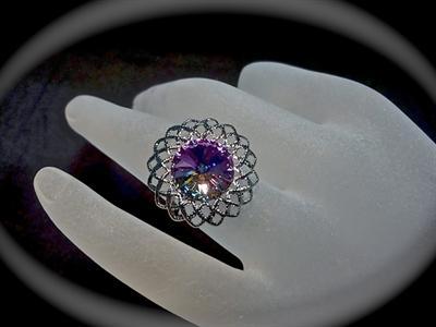 Picture of Swarovski rings