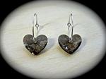 Picture of Swarovski & 925 silver earrings