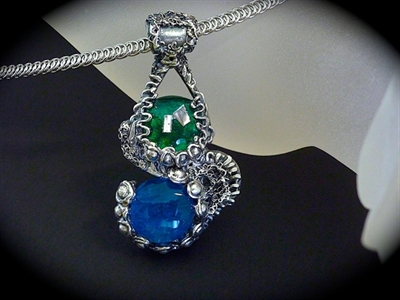 Picture of Art Clay Silver & Glass.