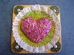 Picture of Wall decor - Heart