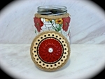 Picture of Decoupage jar