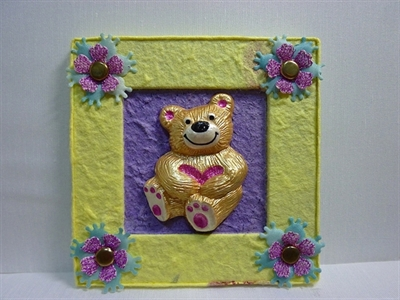 Picture of Wall Decor - Teddy bear